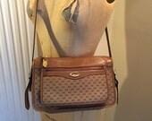 Vintage Brown Gucci handbag