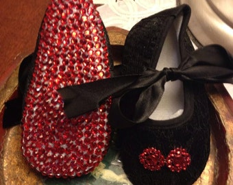 Louboutin Baby Shoes