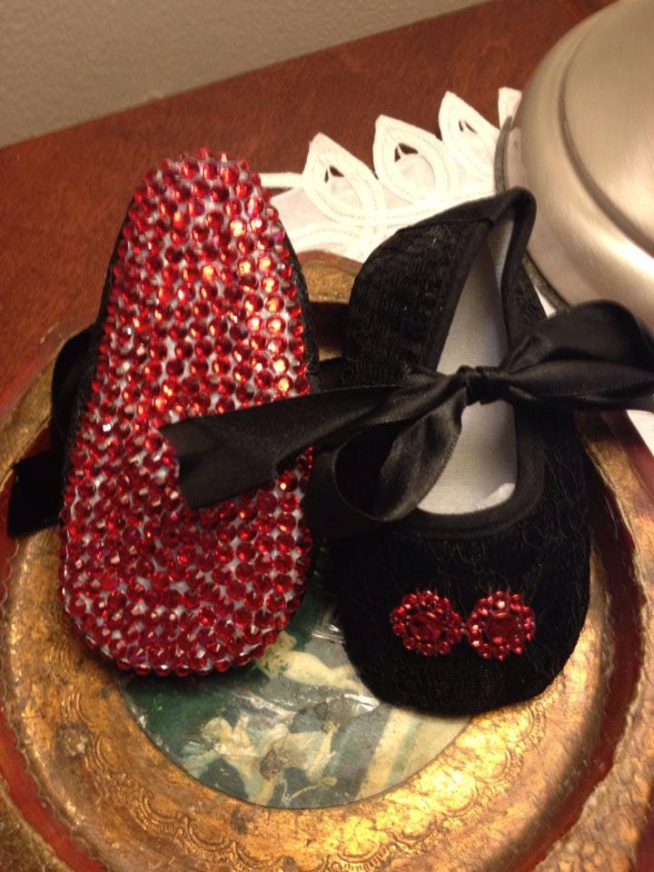 chaussure louboutin bebe fille