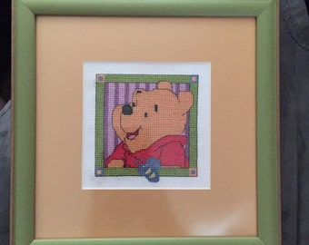 Small Pooh Square