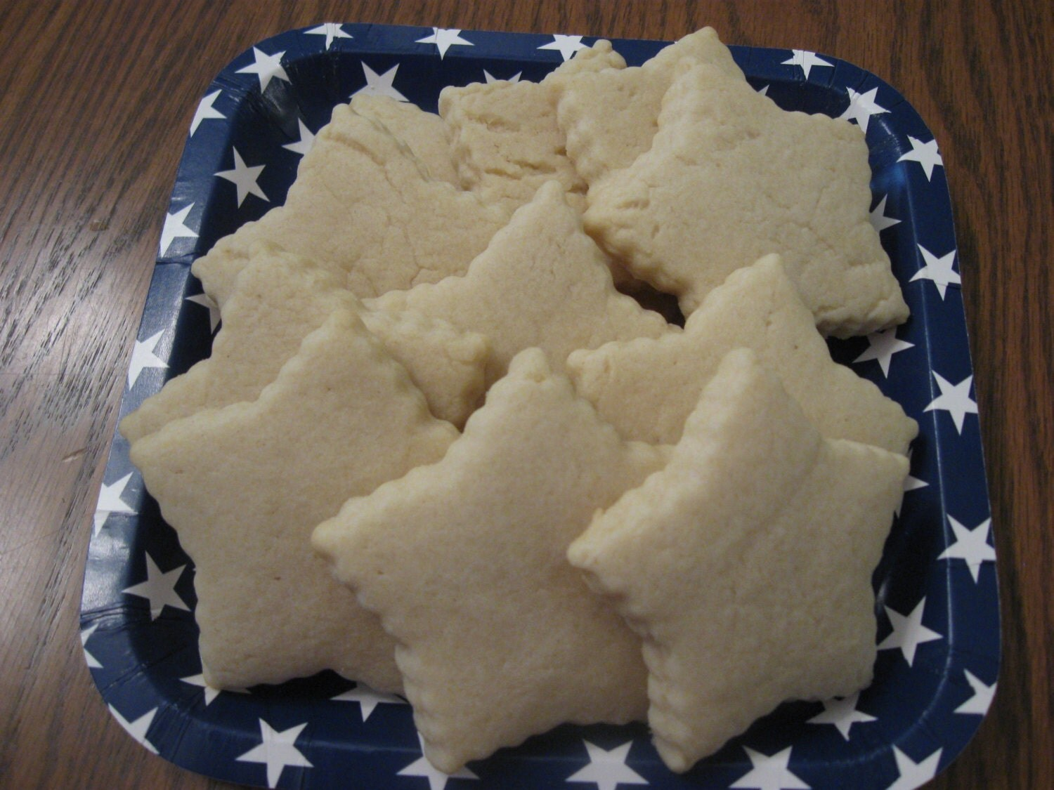Star Shape Cookie Star Cut Out Cookie Stars Cut Out Cookie