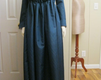 Transitional  Regency Gown 12-16