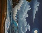 Moonlit Paradise Secret Beach Maui