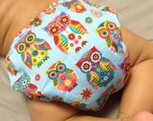 WHOLESALE Handmade Assorted Hybrid Fitted Cloth Diapers One Size