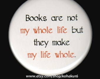 Whole Life of Books Button