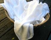 Bamboo muslin swaddling blanket