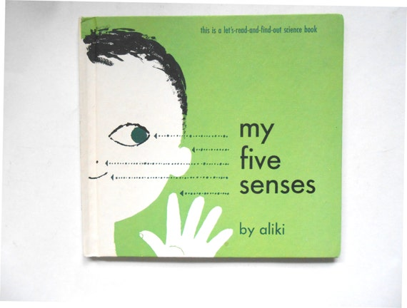 my five senses book review