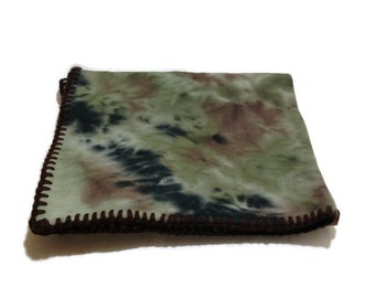 Camouflage Blanket, Camouflage Fleece, Camo Baby Blanket, Camo Fleece Throw, Camo Decorations, Brown Crochet Edge, Camo Decor, Camo Bedding