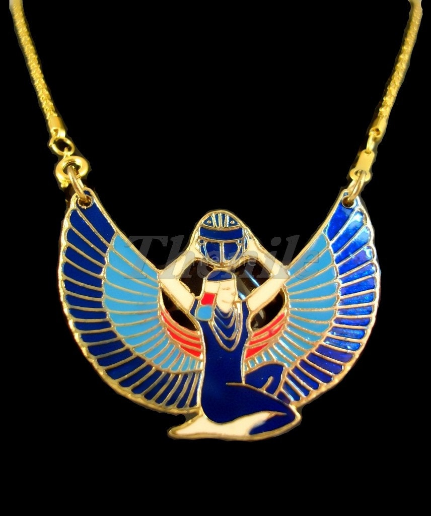 egyptian scarab necklace - photo #31