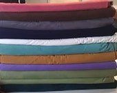 brushed polyester fabric for home decor and diaper covers