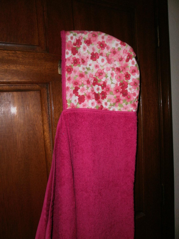 hooded towel bath towel pool wrap toddler hooded towel
