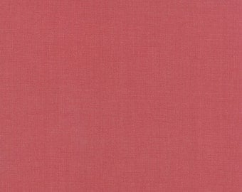 Joyeux Noel - Solid in Faded Red by French General for Moda Fabrics