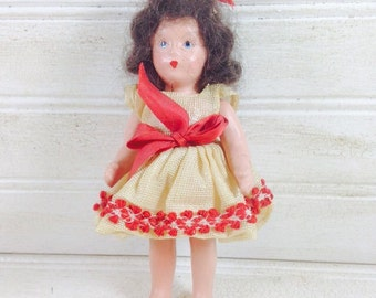 Vintage Hollywood Little Friends Doll