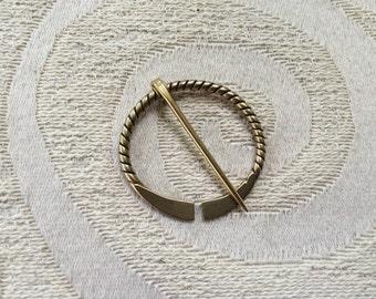 Outlander Viking Shawl Pin