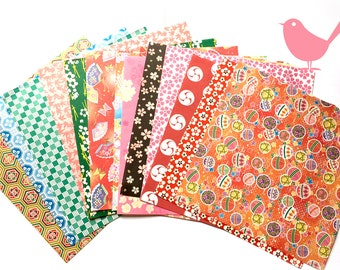 origami papers set 2 - 15 pieces