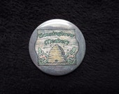 Honningbrew Meadery Pinback Button