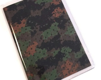 Passport Cover Camouflage