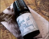 TEA at the ABBEY Perfume Oil / inspired by Northanger Abbey perfume / Vegan perfume Oil / Tea Perfume for Gents or Ladies
