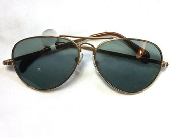 Vintage 80s Aviator Sunglasses