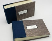 Two Personalized 4x6 Mini Albums, Design Your Own, Brides Parents, Bridesmaid Gifts, Grandmother Gift