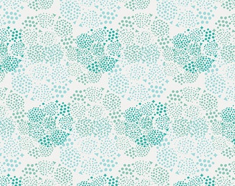 Geo Mist Frost  (ANE-87507) - Anna Elise - Bari J Ackerman for Art Gallery Fabrics - By the Yard