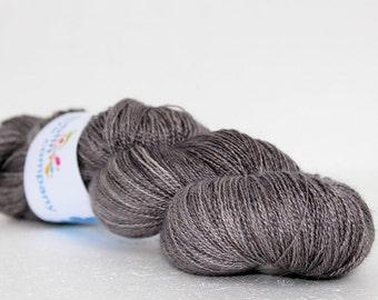 Silken Lace - Charcoal