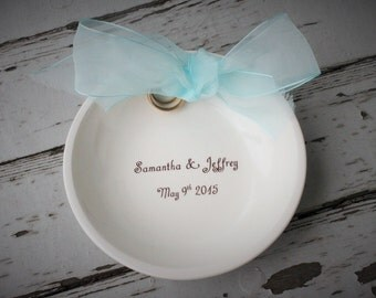 Ring Bearer Dish Custom