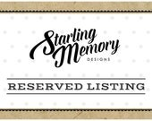 2nd payment - RESERVED FOR HAYLEY - Custom 4 Page Wix Website Design Package