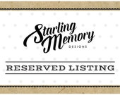 RESERVED FOR BELLA -  8 Additional Custom Wix Website Page