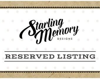 RESERVED FOR KIRSTEN - Additional Version of Biz Card + Flyer Design