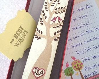 Wedding Gifts For Jewish Couples : ... and burgundy wooden mezuzah for a couple and adults jewish unique gift