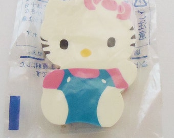 The Authentic Hello Kitty Vintage Eraser.80s