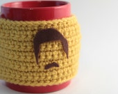 Ron Swanson Mug Cozy - Parks and Recreation Inspired