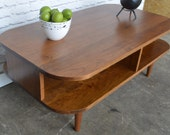 Oxelaand Coffee Table - Rounded Corners