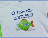 Personalized Adoption O-Fish-Ally T Shirt Family Boys Girls Ofishally Kids Pets