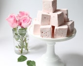 Rose and Honey Marshmallows 16 pieces
