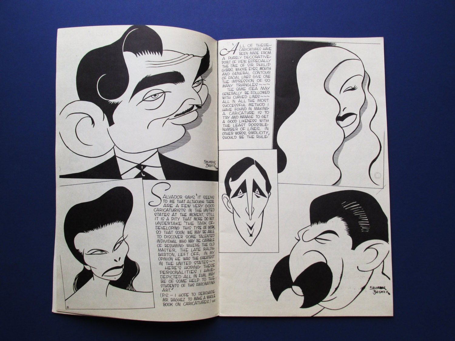 Popular Modern Cartoons Rare 1946 Modern Cartoon by
