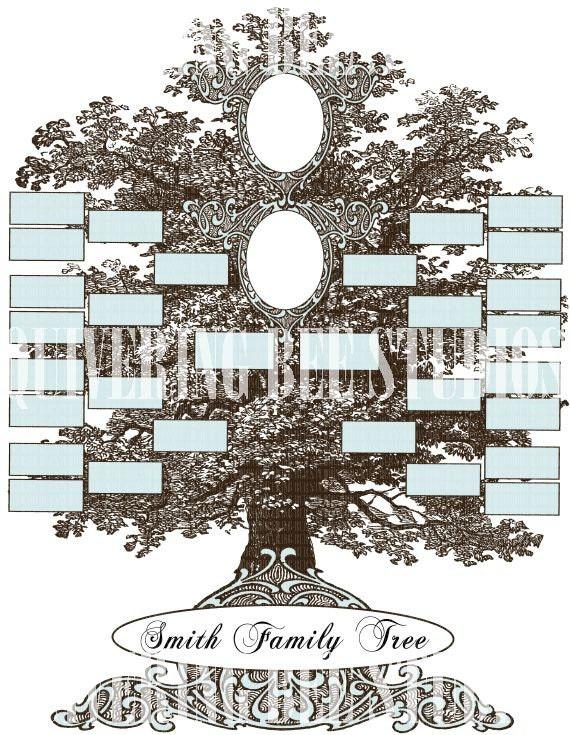 Download family tree template pertamini download family tree template saigontimesfo