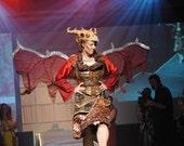 Cosplay Dragon Queen Costume