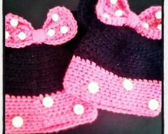 Minnie Mouse Inspirited Hat