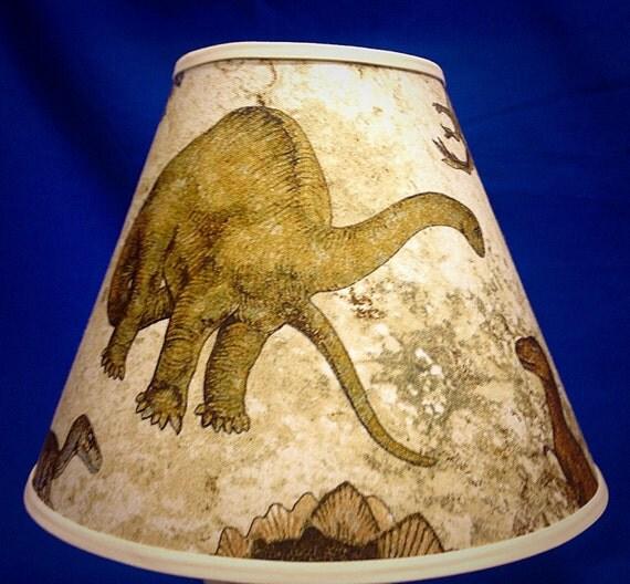Jurassic Dinosaur Lamp Shade