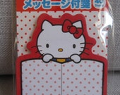 Cute Sanrio Hello Kitty Memo Pad/Note Pad From Japan