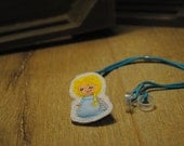 Princess 1 - Hearing Aid Cord or Cochlear Implant Cord