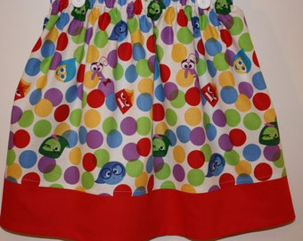 In and Out Skirt Size 2 - 8
