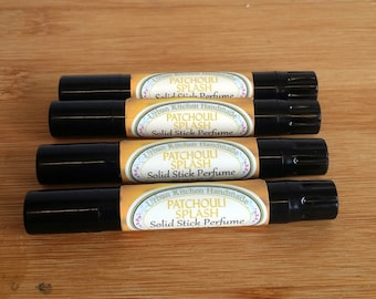 Patchoulli Splash /Solid Perfume Stick / Perfume/ Patchoulli