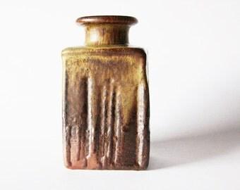 """Mid Century Steuler """"Objekte"""" Vase by Heiner Balzar"""