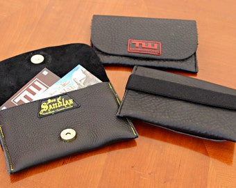 Boot Pocket and ID Pouch