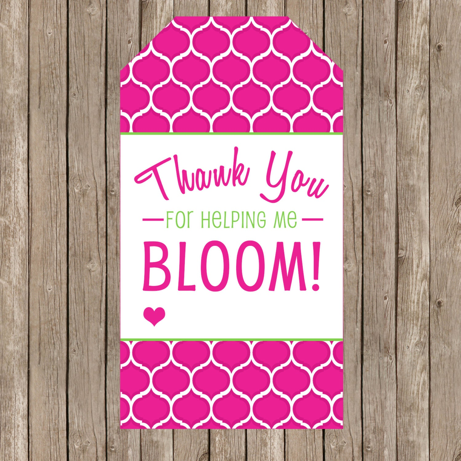 photo regarding Thanks for Helping Me Bloom Printable known as Thank By yourself For Encouraging Me Bloom Apple Flower Offers of the Working day