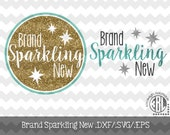 Brand Sparkling New .DXF/.SVG/.EPS File for use with your Silhouette Studio Software