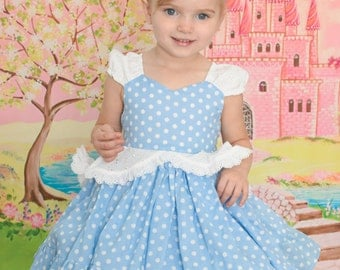 princess cinderella play dress